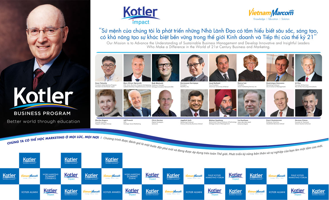 Kotler Business Program