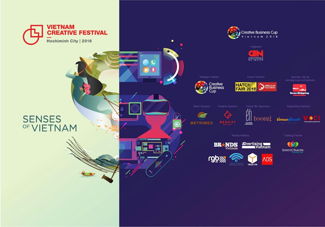Vietnam Creative Festival (VCF2016) cùng Hatch! Fair tổ chức chương trình triển lãm và hội nghị khởi nghiệp lớn nhất ở Việt Nam