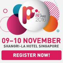 PR ASIA 2016, 9-10 NOVEMBER, SHANGRI-LA HOTEL SINGAPORE. DIGITAL MARKETING INDONESIA, 24-25 NOVEMBER