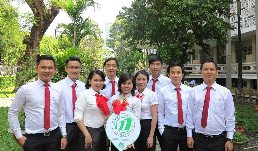 Marketing Manager - VietnamMarcom